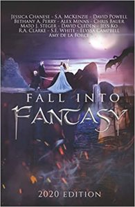 Book Cover: Fall Into Fantasy: 2020 Edition